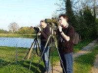 Making your birding count Surveys and recording