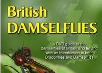British Damselflies DVD by Graham Sherwin