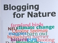 Blogging For Nature by Mark Avery