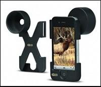 Meopix iPhone-scoping adaptor