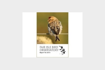 Fair Isle Bird Observatory Report for 2013