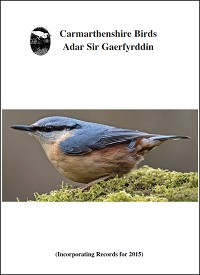 Carmarthenshire Birds 2015