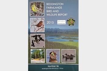 Beddington Farmlands Bird and Wildlife Report 2015