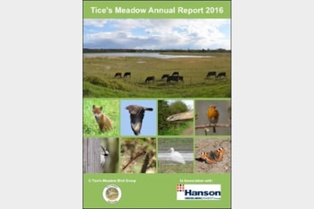 Tice's Meadow Annual Report 2016