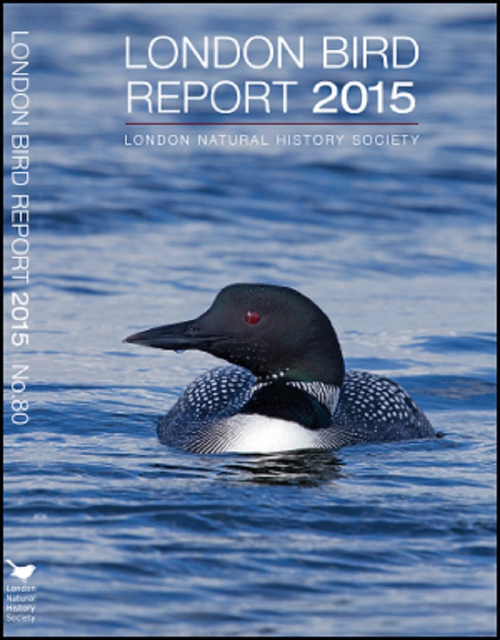 London Bird Report 2015