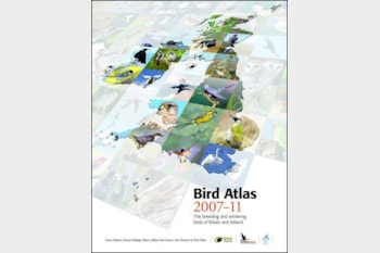 Bird Atlas 2007-11