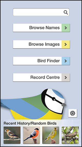 Birds of Britain Pro app 1