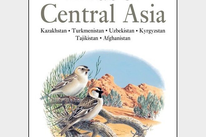 Birds of Central Asia.