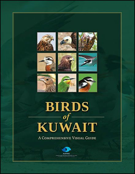 Birds of Kuwait: a Comprehensive Visual Guide