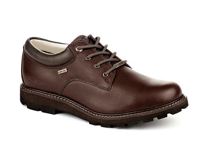 Brasher Countrymaster II GTX walking shoes