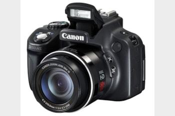 Canon PowerShot SX50 HS superzoom camera,