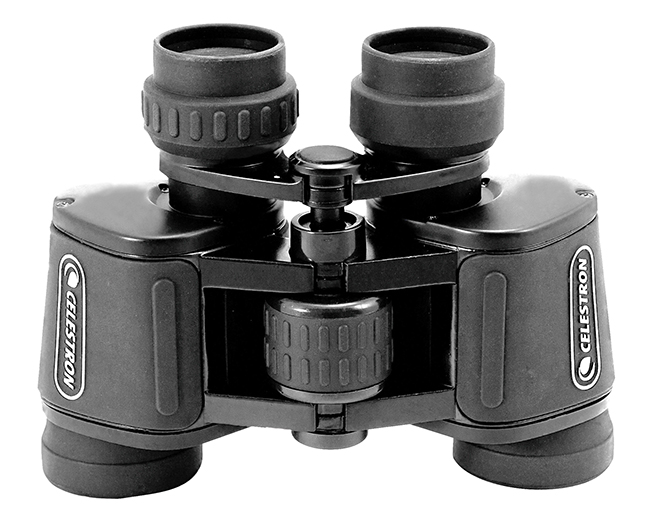 Celestron's UpClose G2 bins produce a bright image that is sharp almost to the edge.