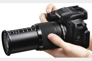Fujifilm's FinePix HS50 EXR superzoom camera is an impressive piece of kit, but the image quality isn't perfect.