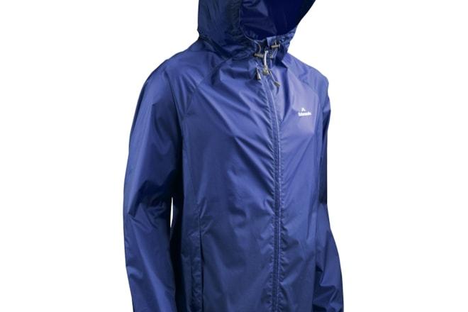 Kathmandu Pocket It Rain Jacket Birdguides