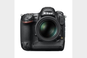 Nikon D4 camera.