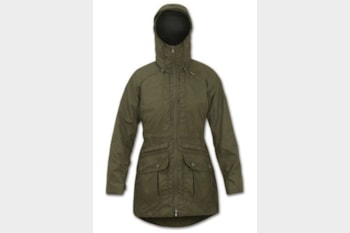 Paramo's Ladies' Alondra jacket is lightweight and comfortable to wear.