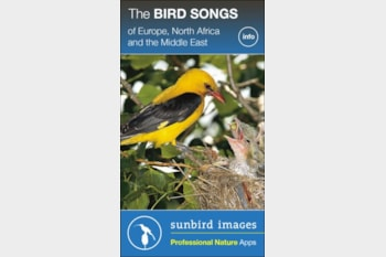 The Bird Songs of Europe, North Africa  and the Middle East.