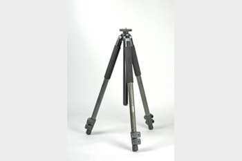 The Giottos Silk Road tripod has a concave centre column, meaning the legs can be stored more compactly.