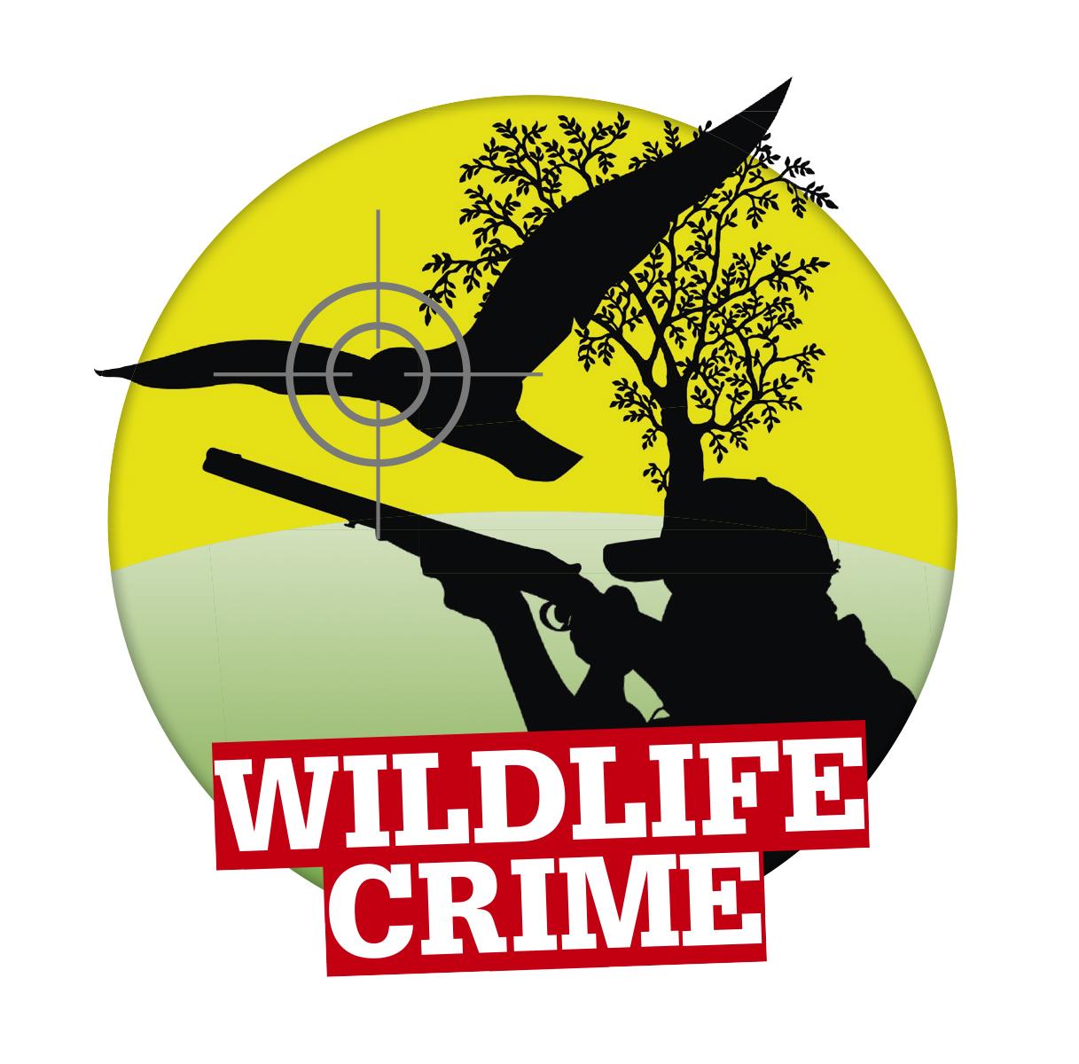 Wildlife crime logo