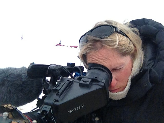 Wildlife film-maker Ruth Peacey was the 2017 Conservation Hero of the Year.