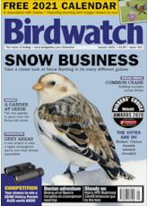 Birdwatch January 2021