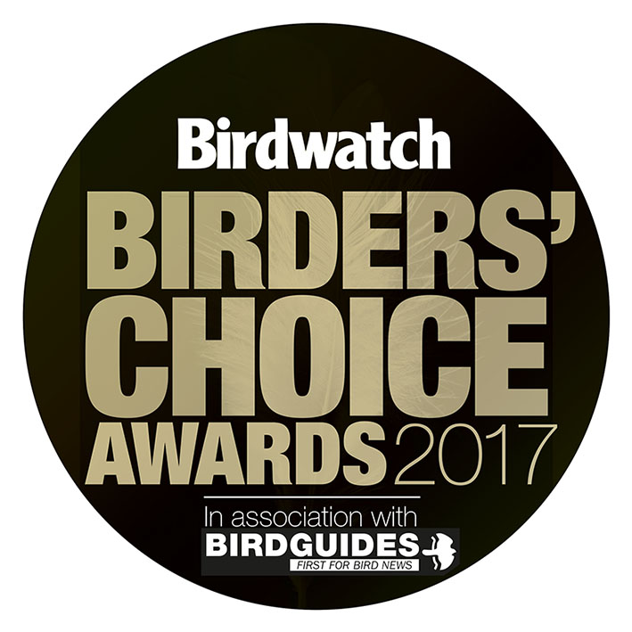 Birders' Choice Awards 2017