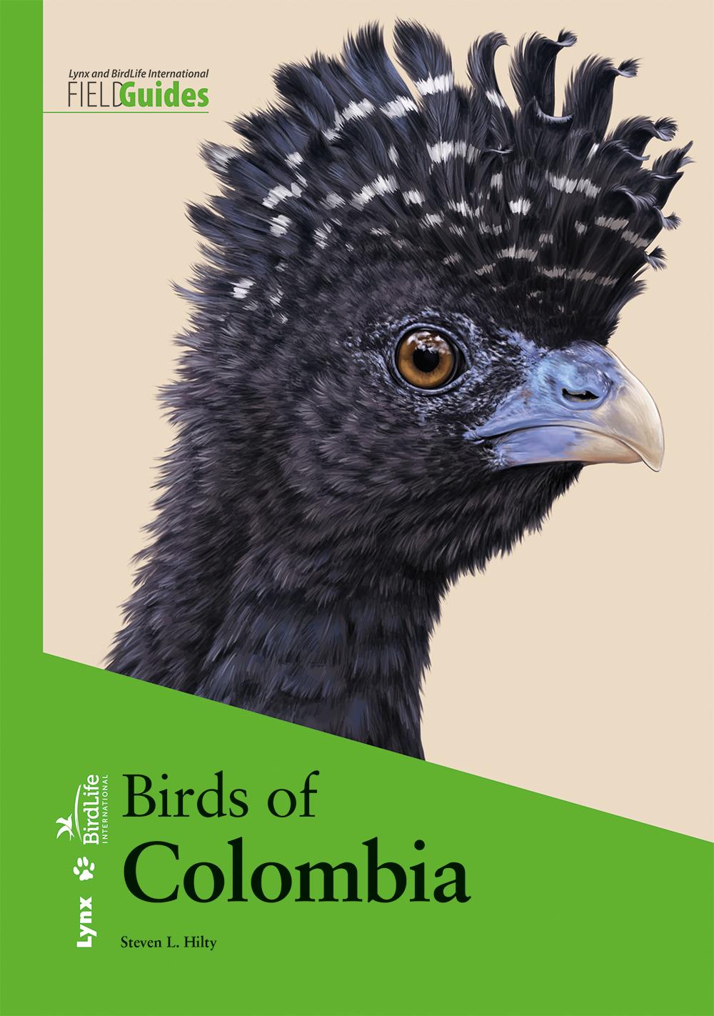 Birds of Colombia - BirdGuides