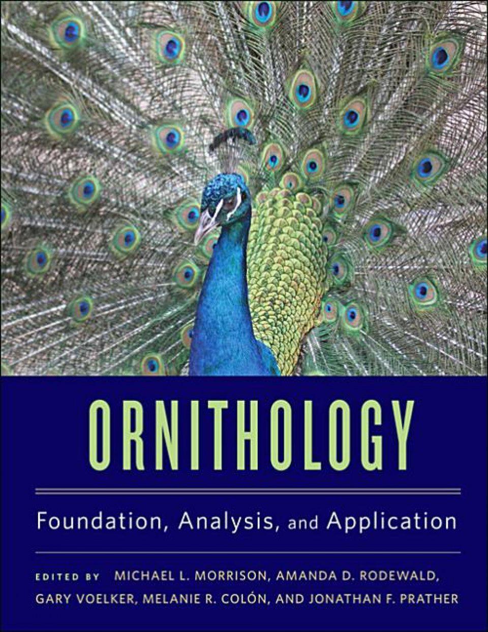 Ornithology: Foundation, Analysis and Application