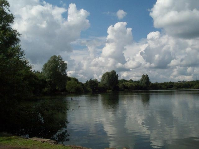 An urban nature reserve with a very good specially designed eco-friendly visitor centre.