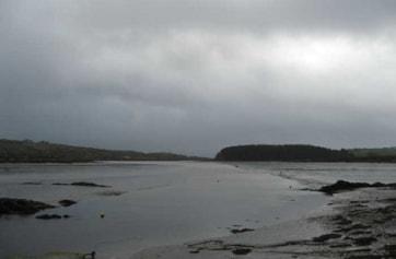 The main estuary.