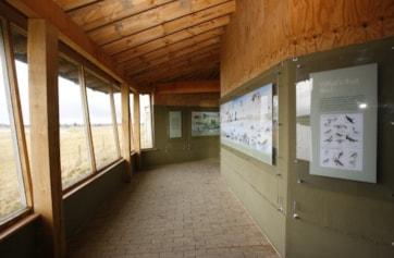 Interpretation Building.