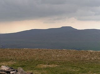 From Pen-y-Ghent.
