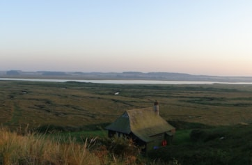 Looking back towards Brancaster Staithe.