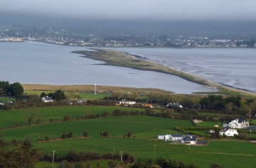 Situated on the West side of Dungarvan Bay, the Conigar is a long(approx 3 kms) gravel bank that was probably laid down in the last Ice Age.