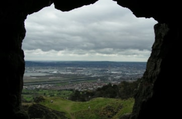 Belfast from Cave Hill.