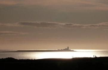 From Birling, morning sun.