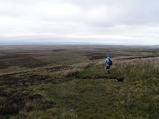 Sleightholme Moss from near Tan Hill.