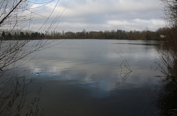 Thrupp Lake.
