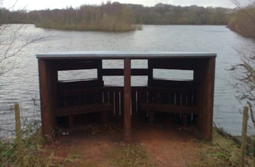 East side of Birch Wood Pool.