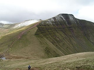 From Cribyn.