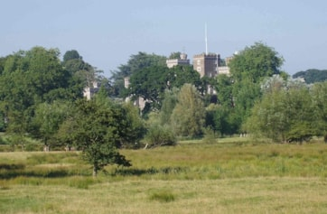 Powderham Park and Castle