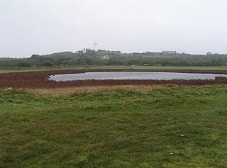 Big Pool and the Lighthouse