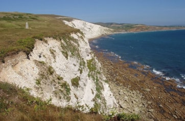 Freshwater Cliff and Compton Bay