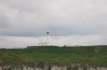 Photo taken from the Yorkshire Belle. A great trip to see the seabird colonies at Bempton Cliffs.