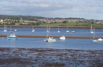 Exe Estuary from Starcross