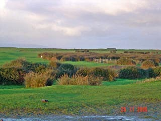 A general view of the central area of Northam Burrows CP. Image taken with a Sony DSCP10 digital camera.