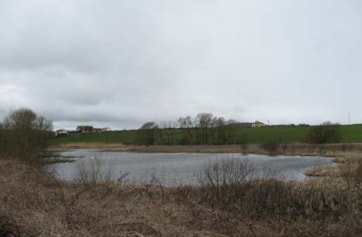 The western part of Burren Lake.
