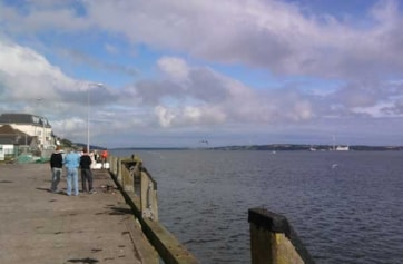 Kennedy Pier.