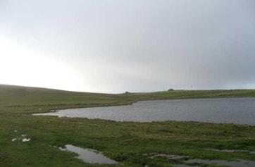 Loch of Funzie.