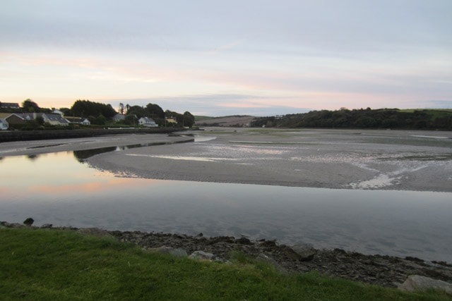 Early morning on the estuary at Rosscarbery.